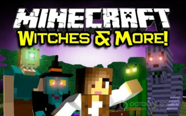 Мод Witches and More [1.4.6]