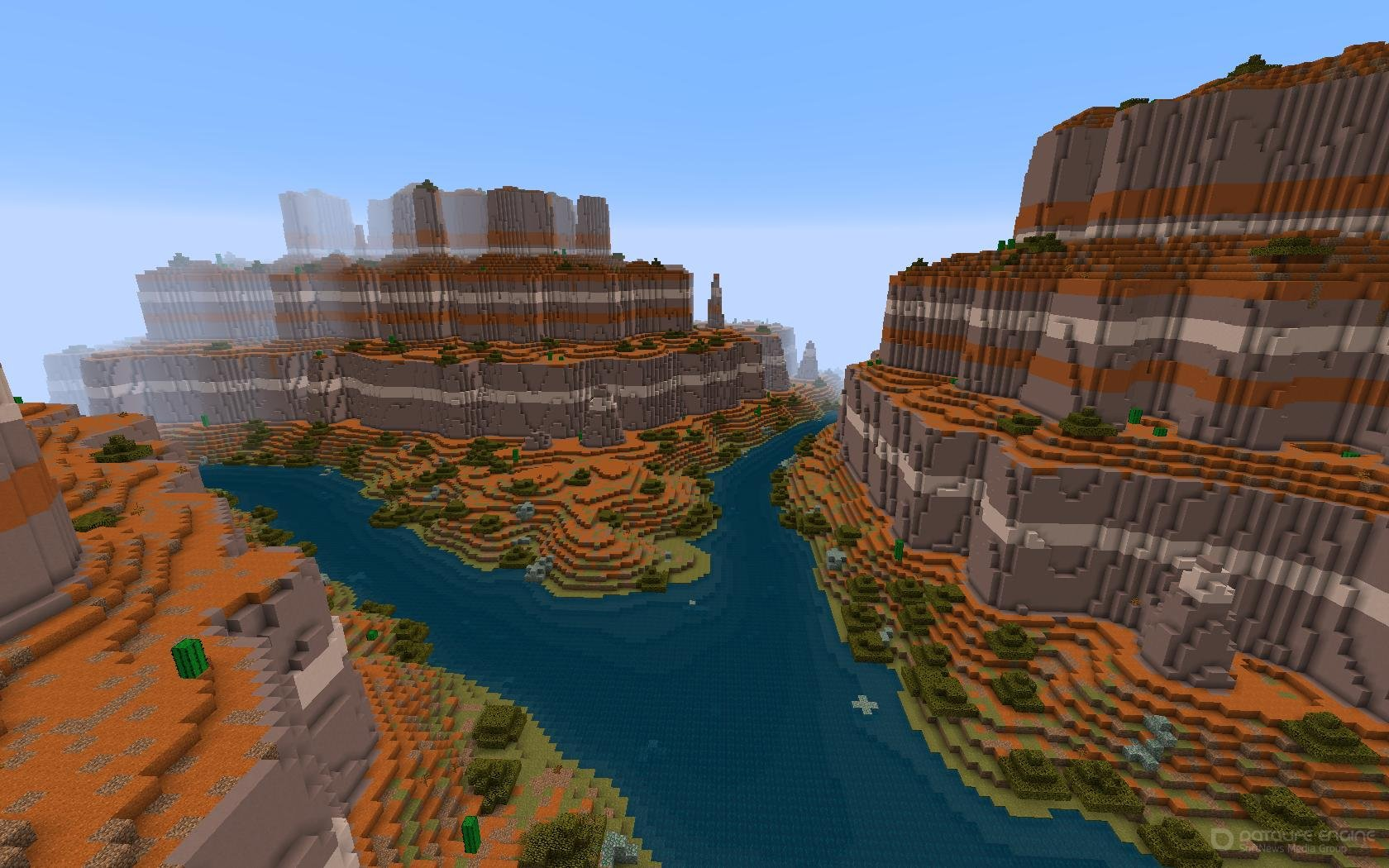 Мод better world generation 4