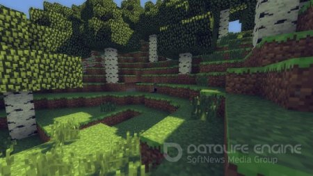Мод MineCloud Shaders