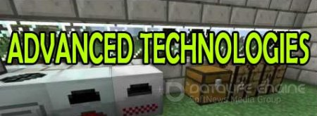 Мод Advanced Technologies Addon