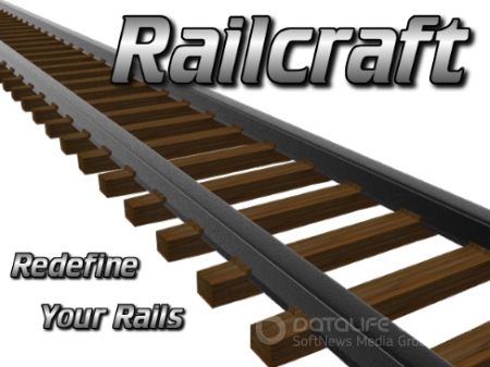 Мод Rail Craft