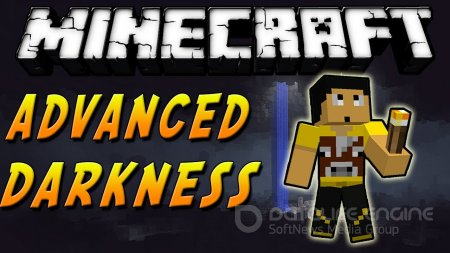 Мод Advanced Darkness для minecraft 1.7.10
