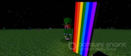 Мод End of the Rainbow Mod для minecraft 1.5.2