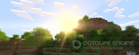 Мод Sildur's basic shaders для minecraft 1.7.10