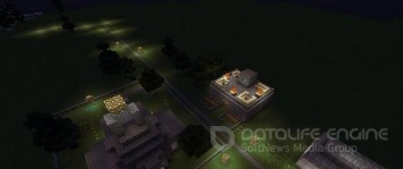 Карта World of beauty для minecraft 1.7.10