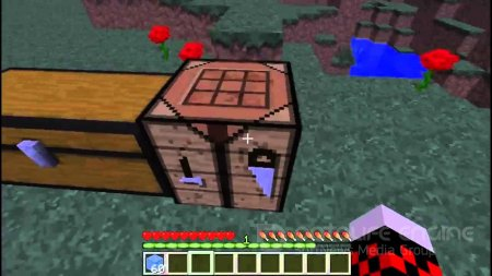 Мод Age Of Advancement для minecraft 1.8.1
